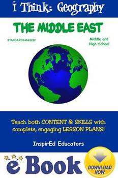 D5107 Middle East (Geography and World Cultures) COMPLETE EBOOK UNIT