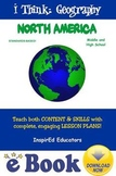 D5108 North America (Geography / World Cultures) COMPLETE EBOOK UNIT