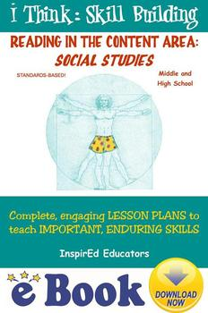 D6301 Reading in the Content Area: Social Studies - COMPLETE eBOOK!