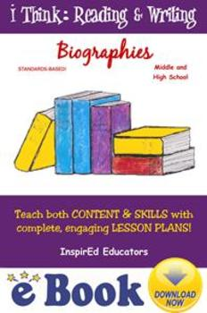 D7104 - Biographies - COMPLETE eBOOK UNIT