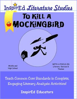 D7203 To Kill a Mockingbird - Complete Ebook Literature Unit