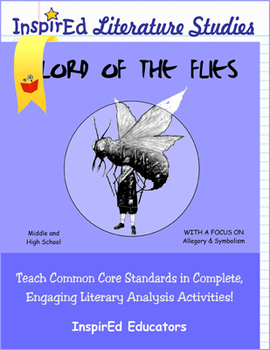 D7206 Lord of the Flies - Complete Ebook Literature Unit!