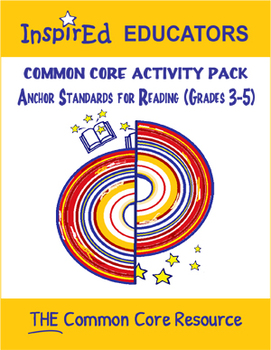 D7302 Common Core Activity Pack (Anchor Reading 3-5)