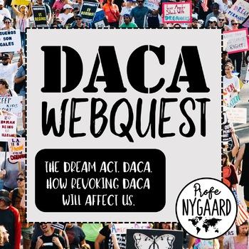 DACA WEBQUEST