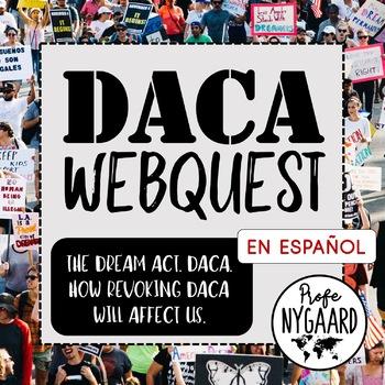 DACA WEBQUEST- en español