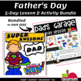 DAD 5-DAY LESSON AND ACTIVITY BUNDLE