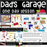 FATHER'S DAY - DAD'S GARAGE