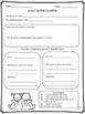 DAILY 5 Response Sheets