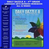 DD A Bundled Morning Work Grade 4 - Lessons 1-32 - CC Aligned