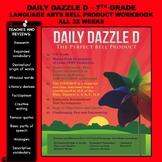 DD D Bundled Bell Ringer Grade 7 - Lessons 1-32 CC Aligned
