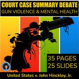 CRITICAL THINKING ACTIVITY: DILEMMA ONE SHEET (#3) (Ethics, Justice)