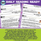DAILY READING READY for April ~ 3rd Grade Daily Reading Review {TEKS-aligned}