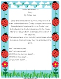 DAISY and ANNIE - READING COMPREHENSION for 2nd and 3rd graders