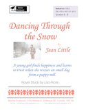 DANCING THROUGH THE SNOW by Jean Little: Novel Study for Grades 6 - 8