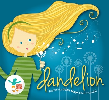 DANDELION: Songs of Shared Attention (Music CD)