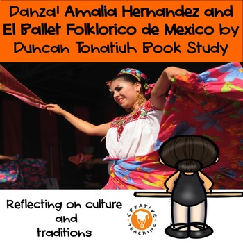 DANZA! AMALIA HERNANDEZ ...BOOK STUDY