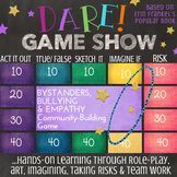 DARE! by Frankel: School Counseling Lesson on Bullying, Bystanders & Empathy