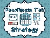 DARN GOOD Decomposing Ten Subtraction Strategies Resources