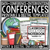 RTI Documentation Forms & Student DATA Tracking Intervention Binder