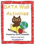 DATA Wall Activities
