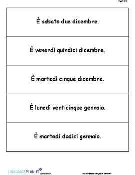 DATE REVIEW (ITALIAN)