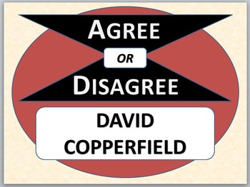 DAVID COPPERFIELD - Agree or Disagree Pre-reading Activity