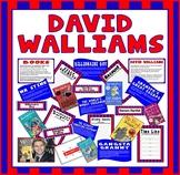 DAVID WALLIAMS - RESOURCES ENGLISH READING KS1-2 AUTHOR COMEDY