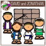 DAVID and JONATHAN {free}