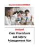 DAY-1  -  PHYSICS  -  CLASSROOM MANAGEMENT PLAN  - 6-PAGES