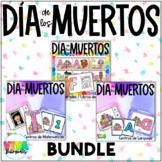 DAY OF THE DEAD IN SPANISH _ BUNDLE / Día de los muertos