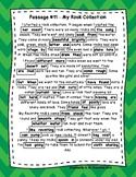 DAZE 1st GRADE Practice Passages #11-15 Dibels (1st-2nd)