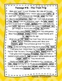 DAZE 1st GRADE Practice Passages #16-20 Dibels (1st-2nd)