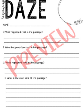 DAZE Practice