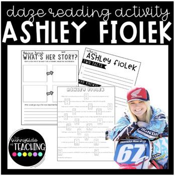 DAZE Or MAZE Practice With Comprehension Resources Ashley Fiolek