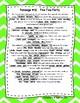 DAZE Practice Passages #11-20 Dibels (2nd-4th)