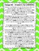 DAZE Practice Passages #51-60 Dibels (2nd-4th)