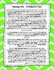DAZE Practice Passages #51-60 Dibels