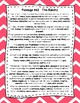 DAZE Practice Passages #61-73 Dibels