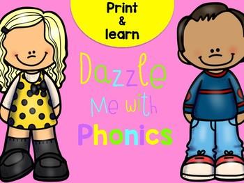 DAZZLE me with PHONICS