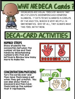 DAZZLING DECA CARDS