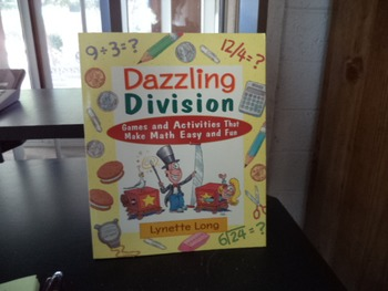 DAZZLING DIVISION  BY LYNETTE LONG