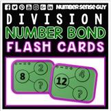 DAZZLING DIVISION NUMBER BOND CARDS