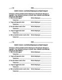 works w/ D'Accord 2 Unit 3A : Quiz : reciprocal verbs in the passé composé