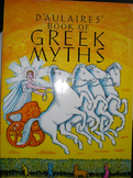 D'Aulaires' Book of Greek Myths Paperback