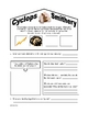 D'Aulaires Mythology Worksheet - Zeus and His Family