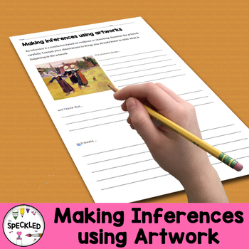 DBAE worksheet series for the elementary art classroom. No lesson plans.