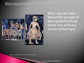 DBQ Bell Ringers--Ancient History