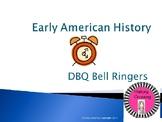 DBQ Bell Ringers--8th Grade