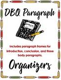 DBQ Essay Outline Organizers