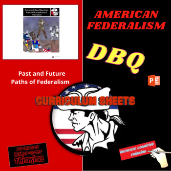 DBQ - Federalism - Past and Future Trends of Federalism